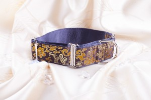 Martingale galgo band golden KingBrown